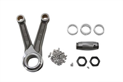 S&S Connecting Rod Set for 1986-up XL Sportster EVO 883-1200