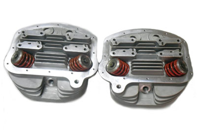"Panhead Cylinder Heads 3-5/8"" Big Bore for Harley FL 1963-65"