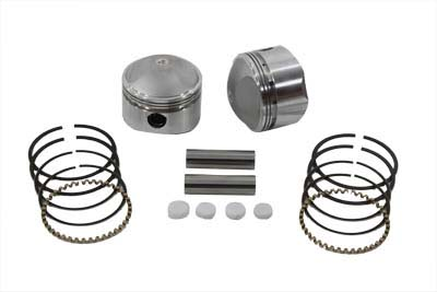 3-7/16 inch Piston Set Standard Size stroker for 1941-1977 Big Twin