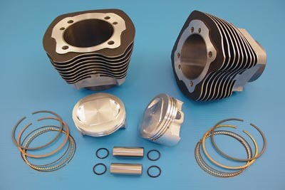 107 inch Big Bore Twin Cam Cylinder Kit for 2000-2006 Big twin