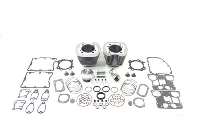 103 inch Cylinder Kit Silver 10:1 Compression Ratio for 2007-10 BT