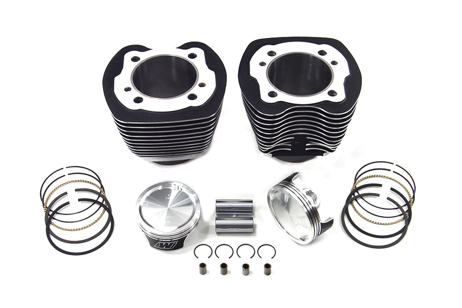 103 inch Twin Cam Cylinder and Piston Kit for 2007-2010 Big Twin