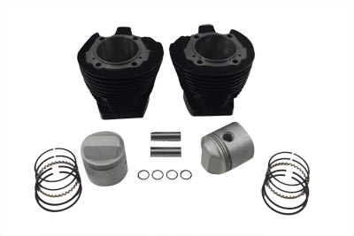 1000cc Cylinder and Piston Kit for Harley XL 1973-1985 Sportsters