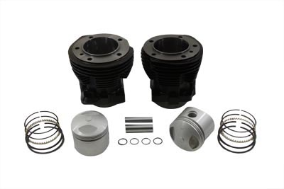 "80"" Shovelhead GME Cylinder & Piston Kit for Harley 1979-84 Big Twins"