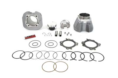 "106"" Big Bore S&S Twin Cam Cylinder Kit for Harley 2007-UP Big Twins"
