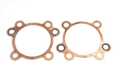 "Head Gasket .044"" Thick Copper for 1984-1998 Big Twins"