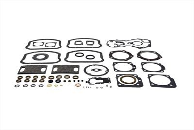 Complete James Engine Gasket Kit for FL 1948-1965 Harley