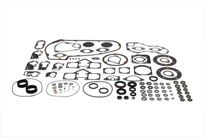 Complete James Engine Gasket Kit for FL & FX 1970-84 Harley