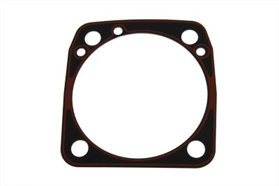 "James 3-5/8"" Cylinder Base Gasket for Harley 1984-1998 Big Twins"
