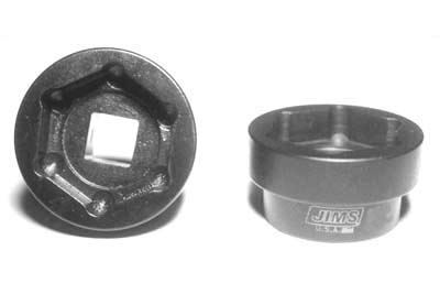 Pin Flywheel Nut Socket Tool for 1981-1989 Big Twins