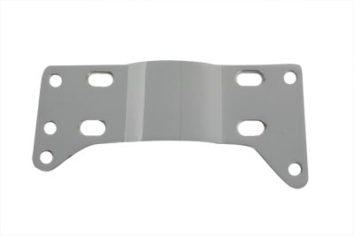 "Offset 7/16"" Transmission Mounting Plate for Tall Chopper Frames"