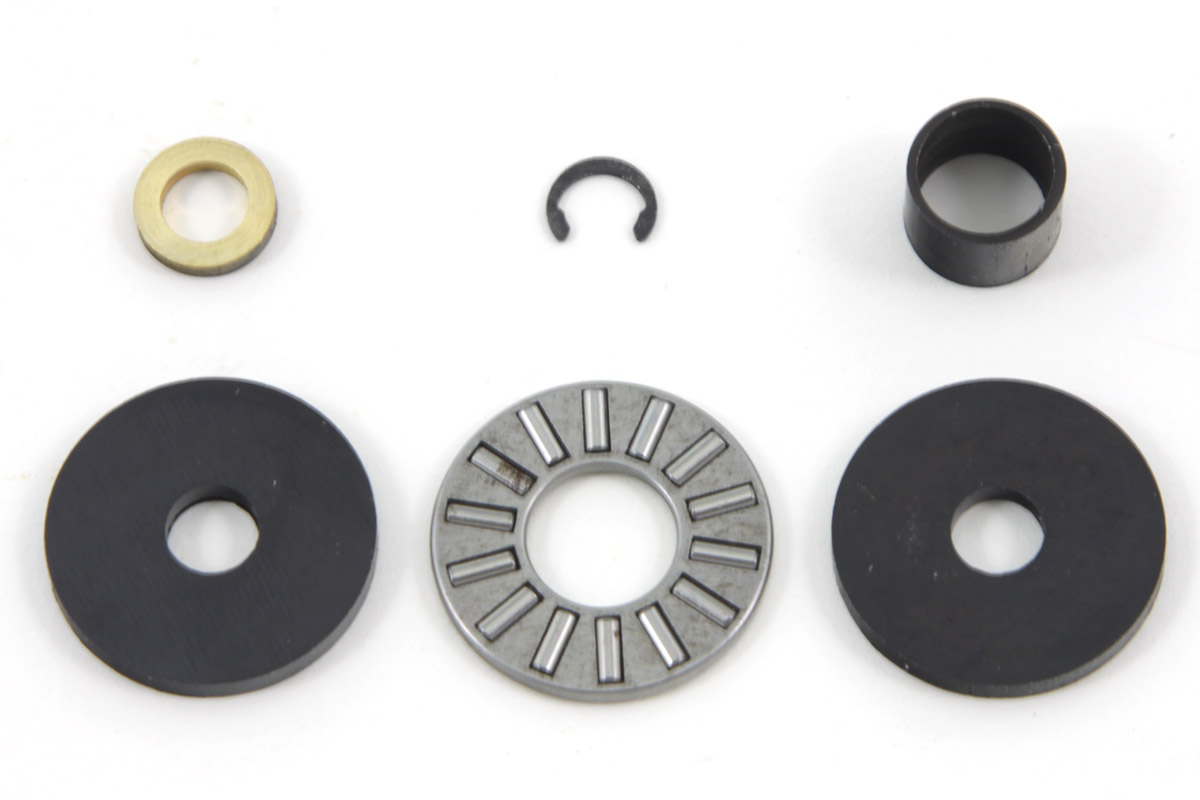 Clutch Pushrod Bearing Kit 24mm for Harley 1975-UP Big Twins