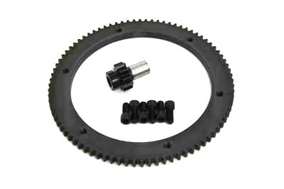 84 Tooth Clutch Drum Ring Gear Kit for 1994-1997 Harley Big Twins
