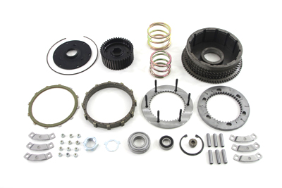 Clutch Drum Kit for XL 1981-1983 Sportster Electric Start