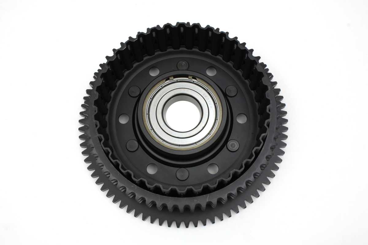 OE Clutch Drum with Sprocket for Harley XL 2004-UP Sportsters