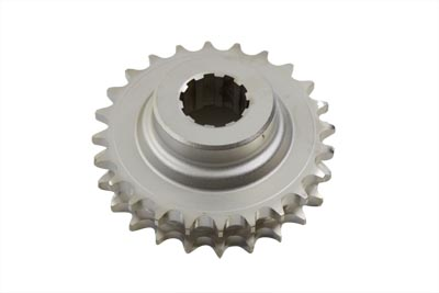 Engine Sprocket with Spline 24 Tooth w/ 3/4 in. Offset for Big Twins