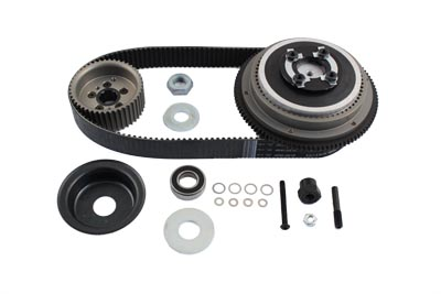 Brute III Belt Drive without Idler 8mm for Harley FXST & FLST 2000-UP