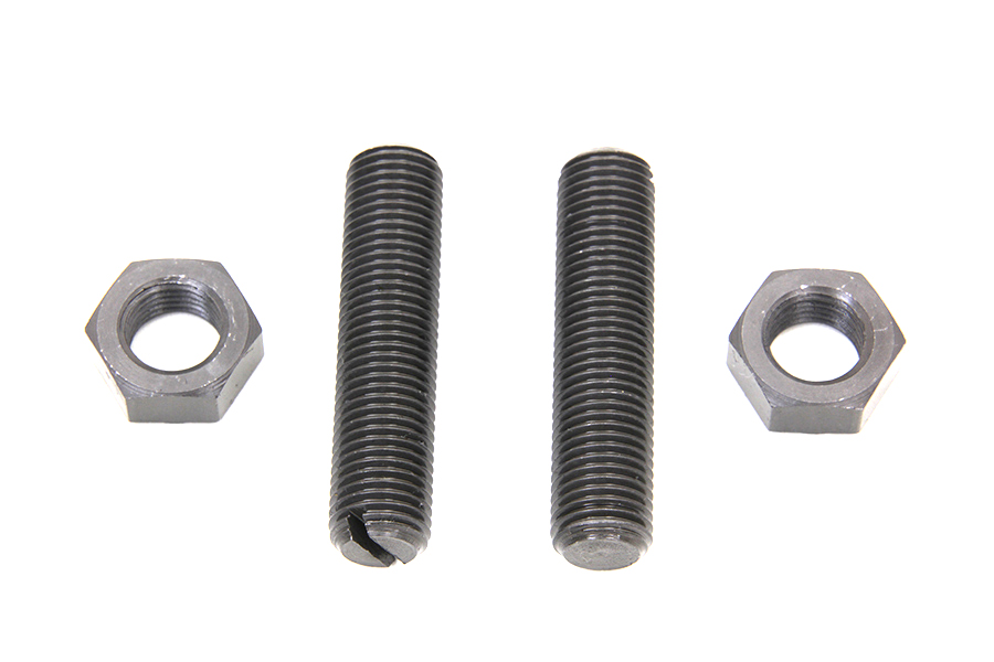 Clutch Pushrod Adjuster Screw Set for EL 1936-1940