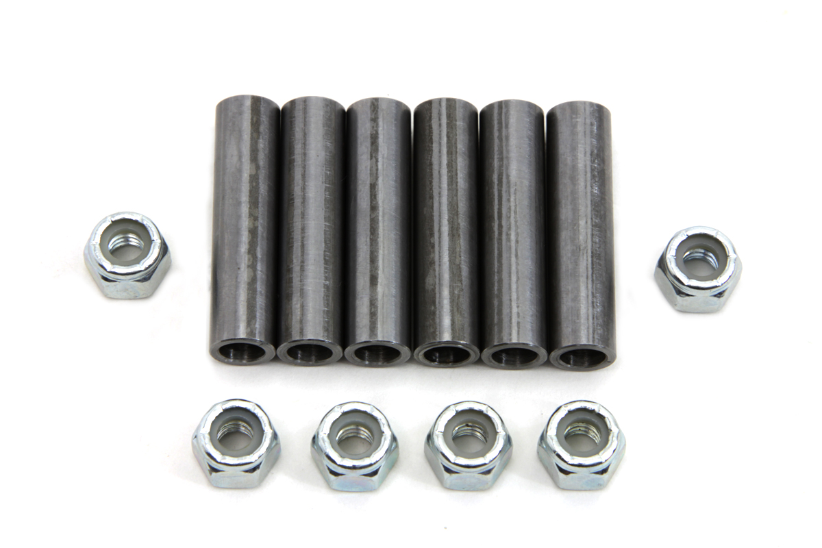 Clutch Backing Plate Stud Spacer Kit for XL 1979-1984