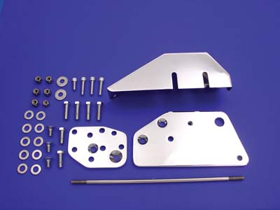 Foot Control/Floorboard Extension Kit for 1986-1999 FLST