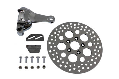 "Chrome 11.5"" Caliper Kit for 1983-2003 XL Sportster"