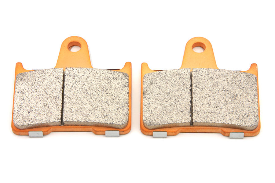 Dura Metallic Rear Brake Pad Set for XL 2014-UP Sportsters