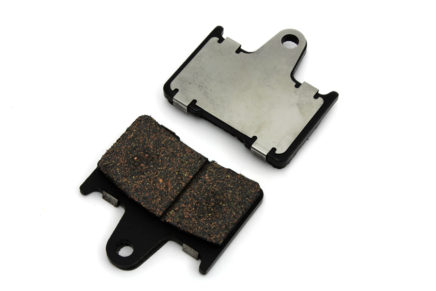Dura XL 2014-UP Ceramic Rear Brake Pad Set