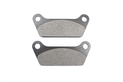 Dura Soft Rear Brake Pad Set for Harley FLT 1980-1985