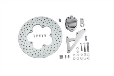 Single Disc Caliper Kit for 1974-1977 Big Twin & XL Sportster