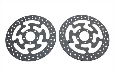 "11-13/16"" Replica Front / Rear Brake Disc Set for Harley 2008-Up"