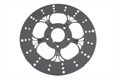 11-1/2 Front Spoke Stainless Disc Brake Rotor for 1984-1999 BT