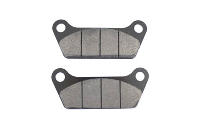 SBS Ceramic Rear Brake Pad Set for FLT 1980-1985 Tour Glide