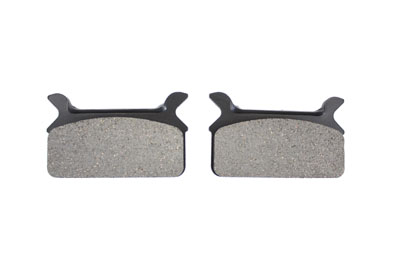 Dura Soft Rear Disc Brake Pad Set for 1986-1999 FLT Tour Glide