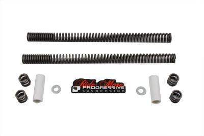 Progressive Suspension Fork Lowering Kit 1988-UP Harley Big Twin & XL