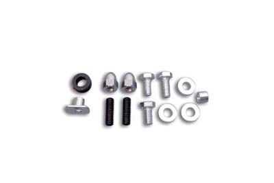 Belt Guard Mount Kit Upper and Lower for 1986-1999 Big Twin Softails