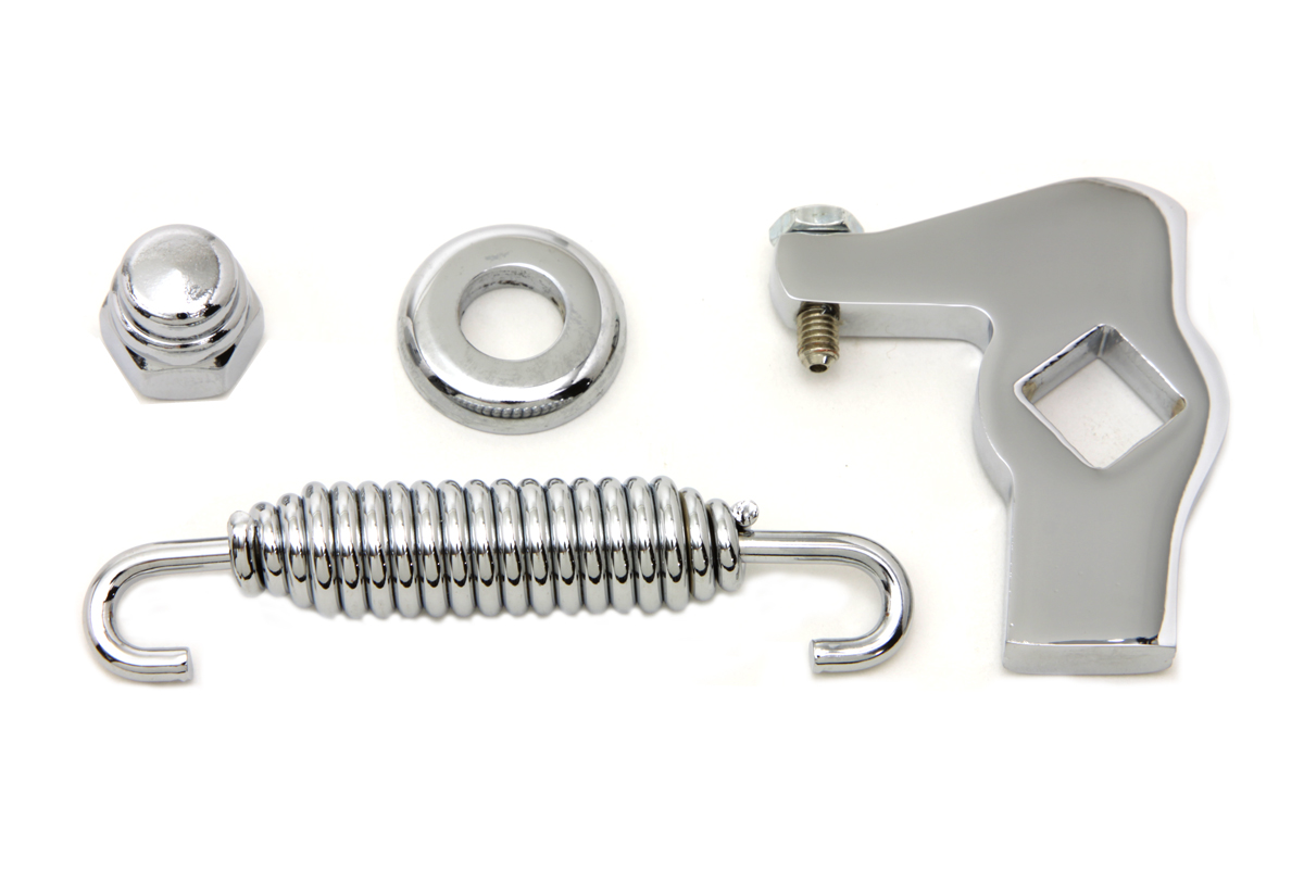 Adjustable Kickstand Lock Tab Kit for 1936-1985 EL & FL