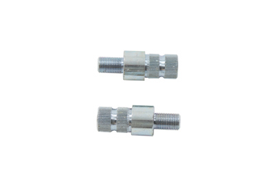 2 3/8 in. Spline Footpeg Arm Mount Studs for FXR Super Glide