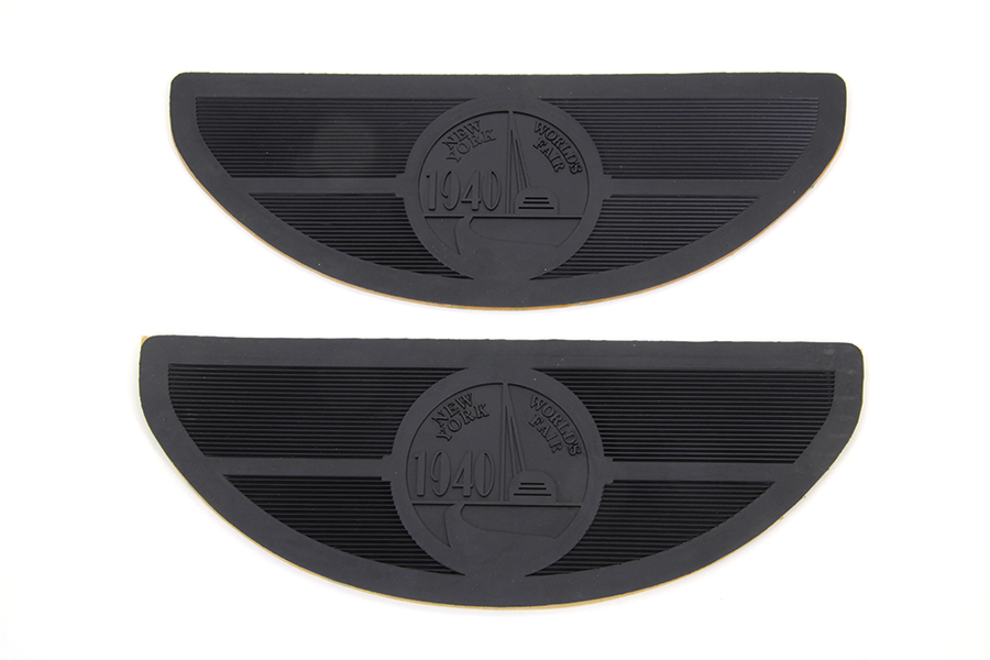 FL 1941-1965 World's Fair Footboard Set