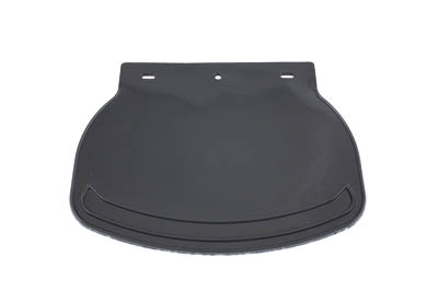 Mud Flap Rubber Black Plain for front and rear fenders