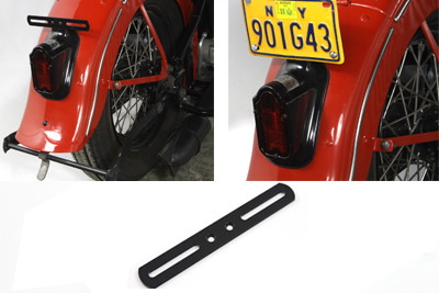 FL 1947-1949 Replica Bracket for Tombstone Tail Lamp