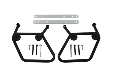 Bubble Saddlebag Mounting Hardware Kit for XL 1994-UP