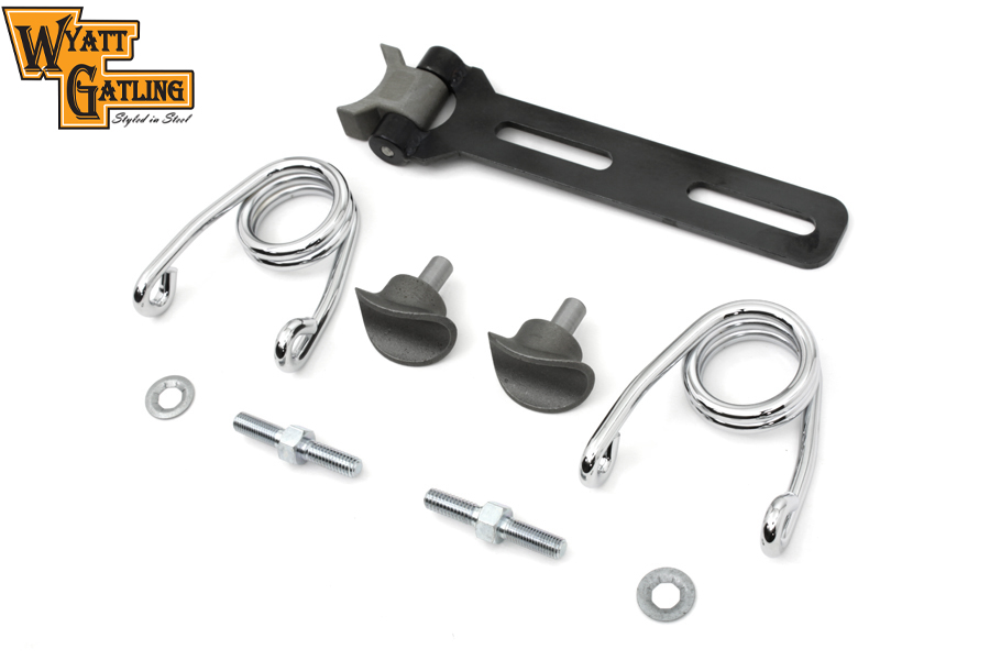 Wyatt Gatling Solo Seat Mount Kit for Rigids