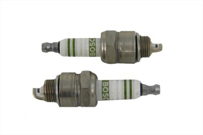 Bosch Super Spark Plug Set for Harley FX & FL 1948-1974 Big Twins