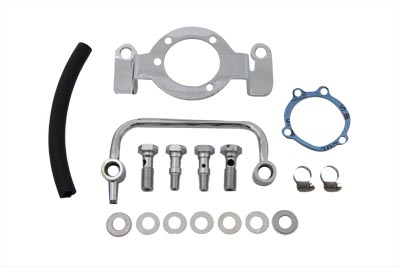 Air Cleaner Mounting Kit for 1993-UP EVO & TC-88 Harley