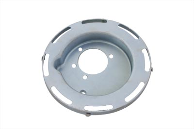 J-Slot 7 inch Air Cleaner Backing Plate for 1993-UP FX & FL