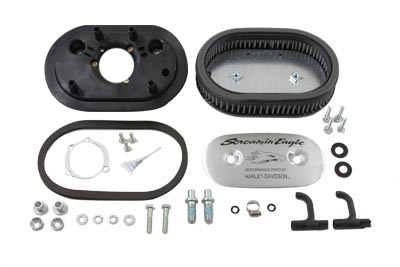 OE Hi-Flow Air Cleaner Kit for XL 1986-UP Harley Sportster