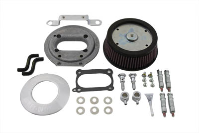 OE Performance Air Cleaner & Breather Kit for 1999-01 Big Twins EFI