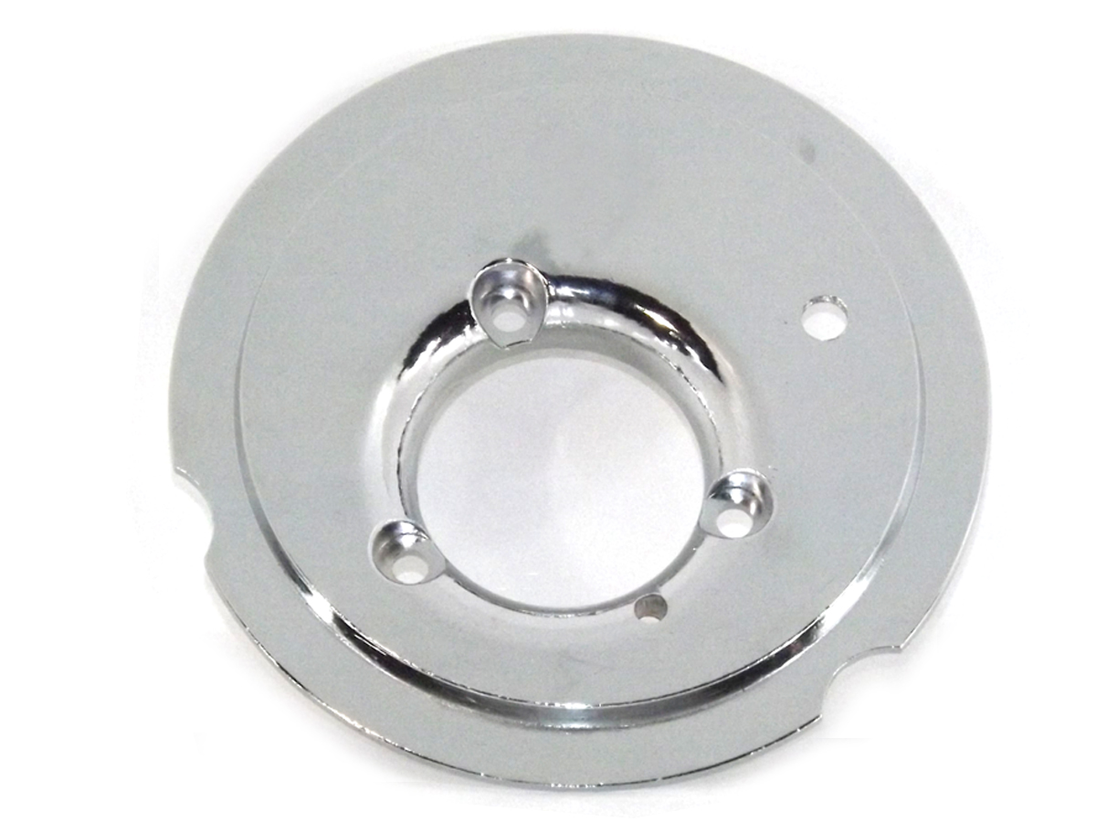 CV Air Cleaner Backing Plate for 1992-2007 Big Twins