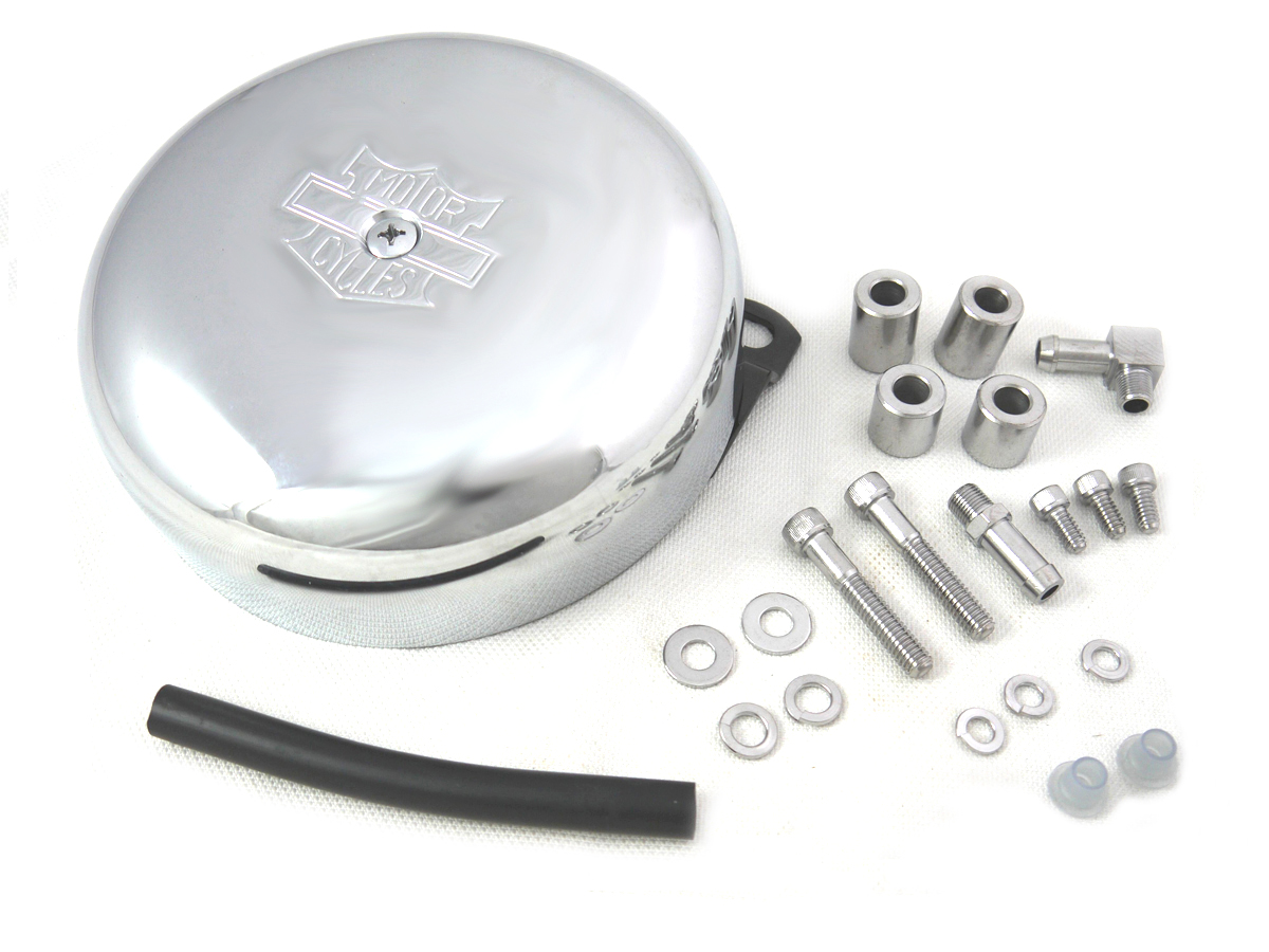 "7"" Round Air Cleaner for 1988-UP CV Type Carbs"