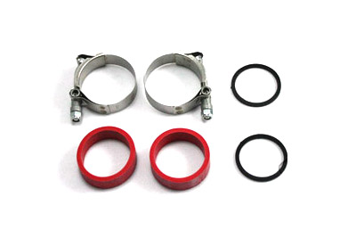 Intake Manifold Clamp Update Kit for Harley 1966-84 Big Twins & XL